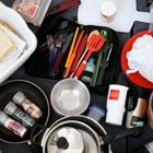 Make Camping Less Stress: Build a Mobile Kitchen