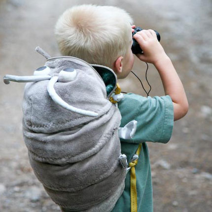 Teaching Children HOW to use Binoculars
