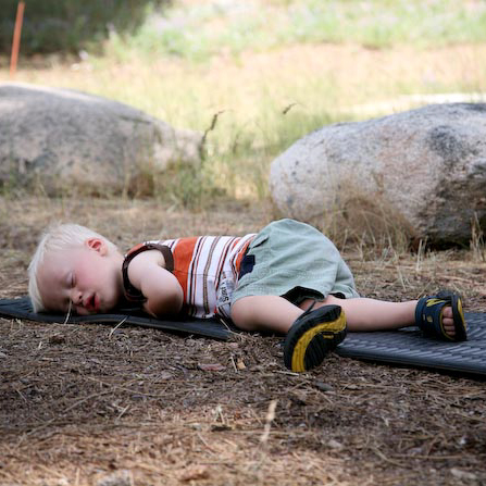 The Dreaded Nap: How to have an outside life and a well-rested child.