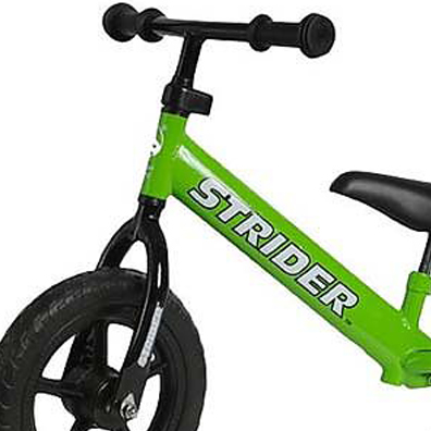 Let's GIVEAWAY! a Balance Bike