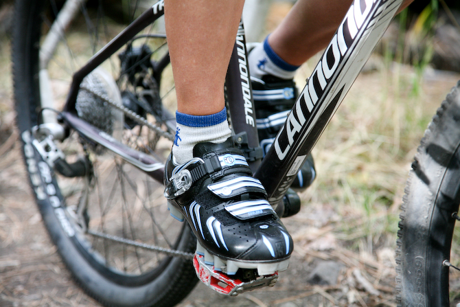 Facing my fears: clipless vs toe clips