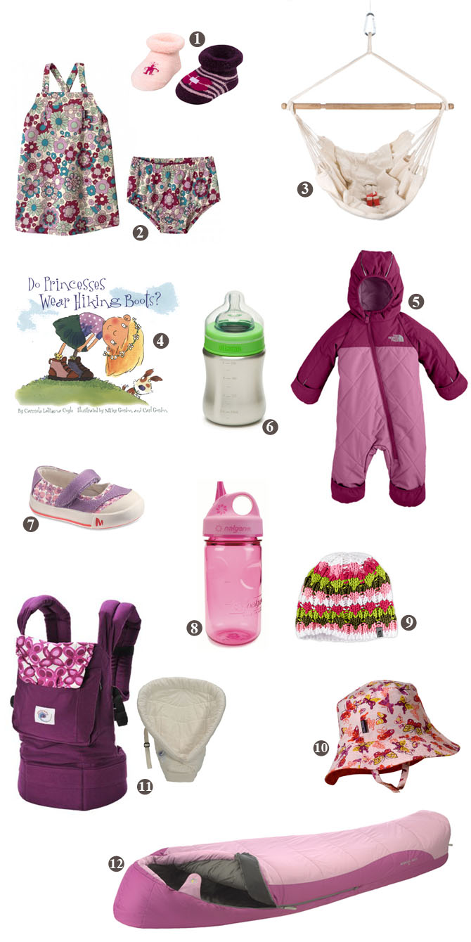 Outsidemom Gift Ideas For The Outdoor Baby Girl