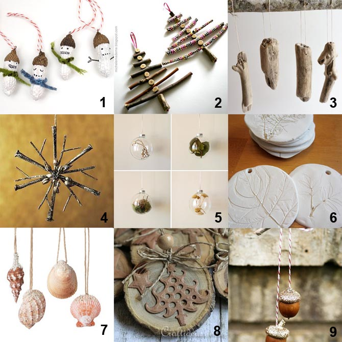 1 - Christmas Tree Ornaments To Make