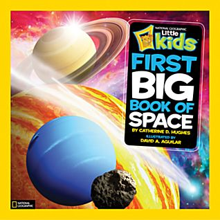 Good book alert: Kids First Big Book of Space