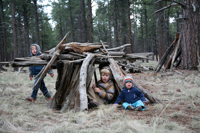 Wilderness survival gear and equipment